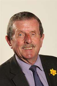 Profile image for Councillor Charlie Wraith MBE